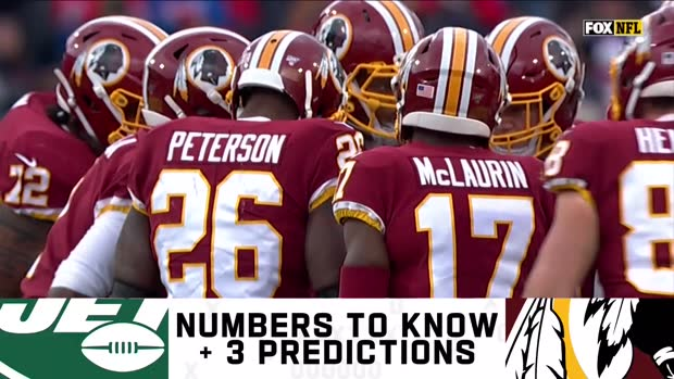Jets vs. Redskins preview | Week 11