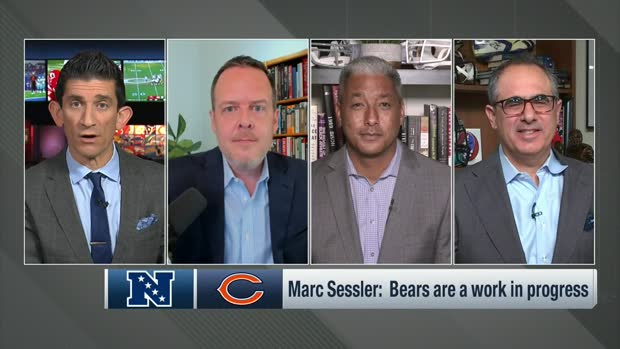Sessler: What's stopping Bears from trading a bounty to move up in draft?