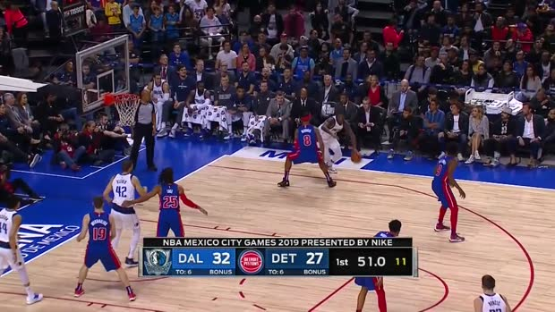 WSC: Seth Curry with 30 Points vs. Detroit Pistons