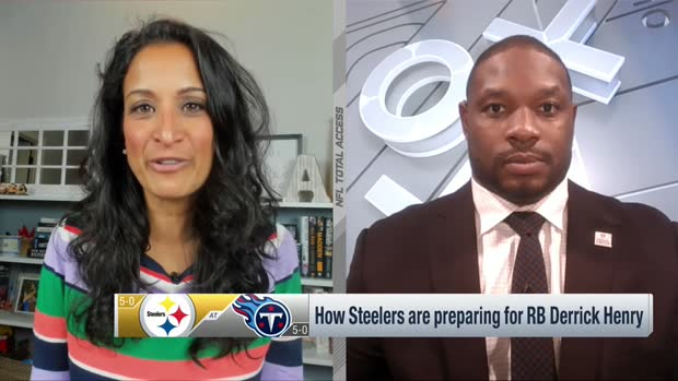 MJD predicts winner of Derrick Henry vs. Steelers D matchup
