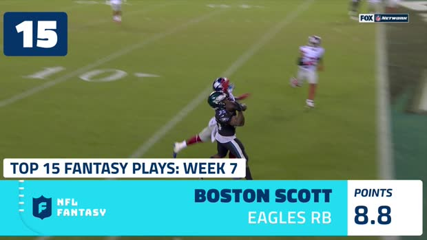 Top 15 Fantasy Plays | Week 7