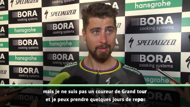 Giro/Tour de France - Sagan - 'Ce sera très difficile mais on verra...'