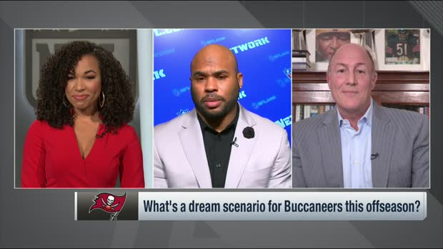Steve Smith Sr. lays out dream offseason for the Buccaneers