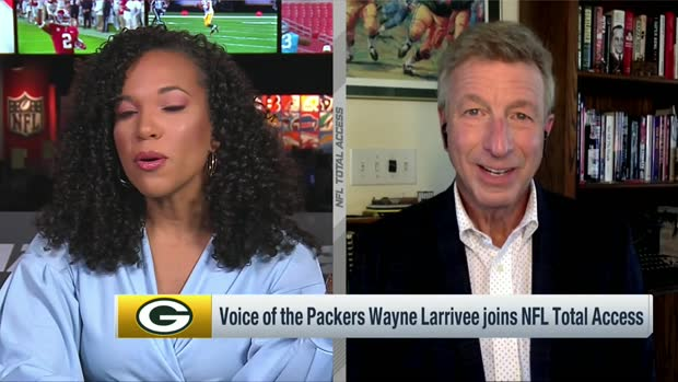 Larrivee: Why Rodgers' situation is 'totally different' from Favre's in '08