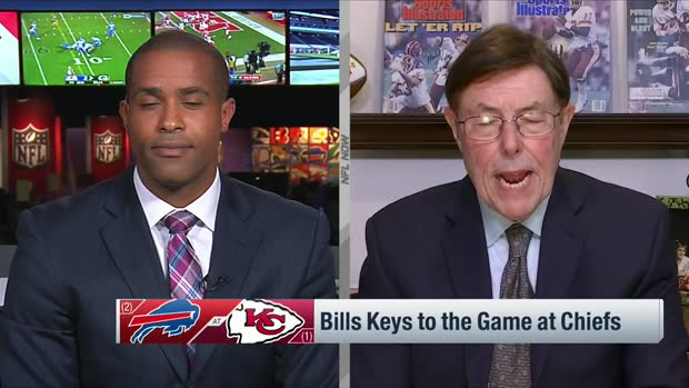 Casserly's keys for Chiefs, Bills in AFC championship
