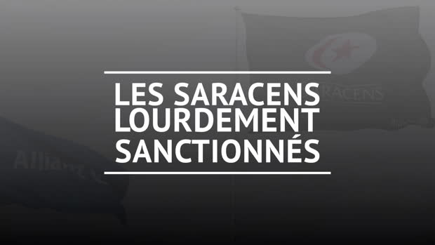 Premiership - Les Saracens lourdement sanctionnés