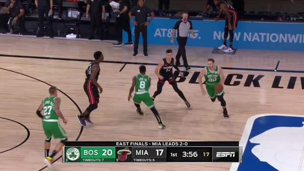 WSC: Daniel Theis (8 points) Highlights vs. Miami Heat