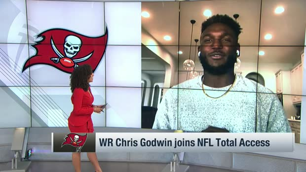 Chris Godwin reveals 'the best part' of Bucs WR corps