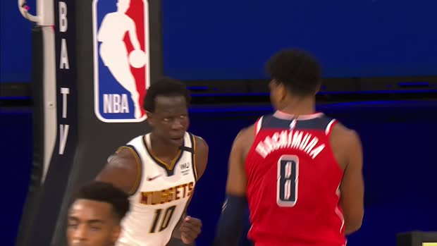 Dunk of the Night: Bol Bol