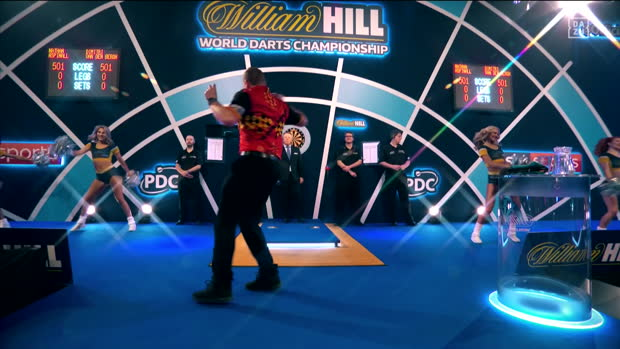 World Matchplay Darts - Tag 6