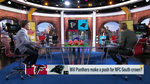 Burleson: Why Week 8 vs. Falcons is 'very important' for Bridgewater, Panthers