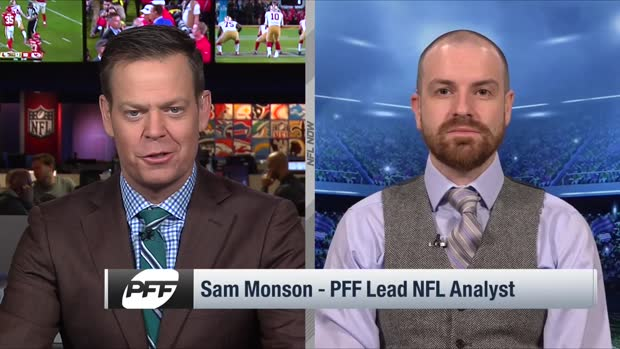 PFF lead NFL analyst Sam Monson lists highest-rated players of 2019