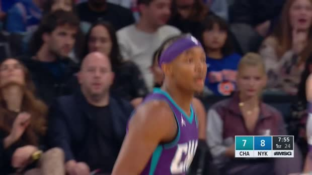 WSC: Devonte' Graham 3-pointers in New York Knicks vs. Charlotte Hornets