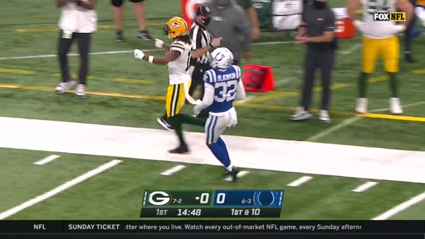 Every catch by Davante Adams from 106-yard game | Week 11