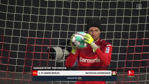 Bundesliga: Union Berlin - Bayer 04 Leverkusen | DAZN Highlights