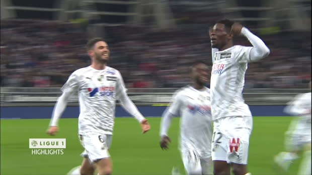 Ligue 1: Amiens - Montpellier | DAZN Highlights
