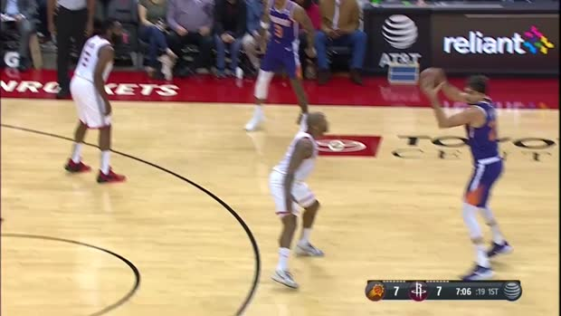 WSC: Devin Booker scores 35 points vs. Rockets