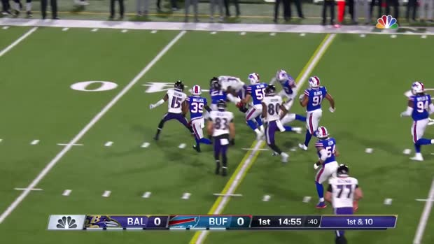 Ravens vs. Bills highlights AFC Divisional Round