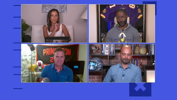'GMFB' creates flag football dream team rosters