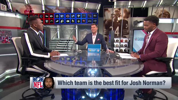 Which team is best fit for cornerback Josh Norman?