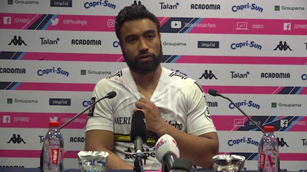 Rugby : Top 14 - 15e j. : Vito : '' C'est le rugby''