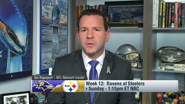 Rapoport: Ravens disciplined strength and conditioning coach for conduct related to recent COVID-19