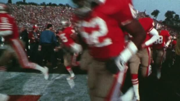 'NFL 100 Greatest' Teams, No. 4: 1984 San Francisco 49ers