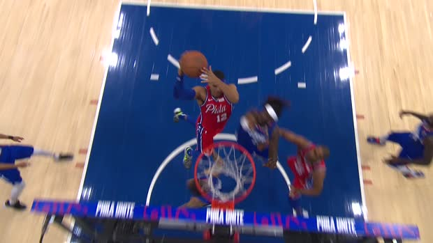 Dunk of the Night: Tobias Harris