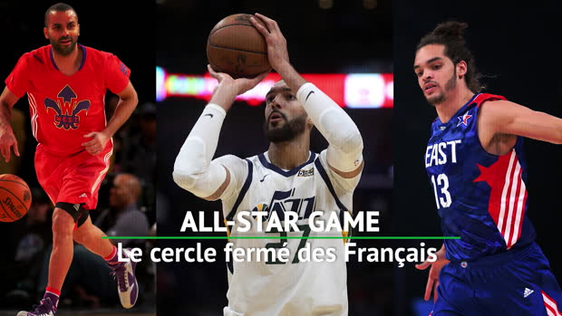 Basket : All-Star Game - Le cercle fermé des Français