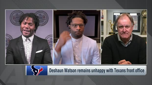 L.T.'s advice for how Texans should handle Deshaun Watson situation