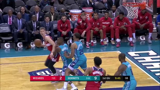 WSC: Moritz Wagner (9 points) Highlights vs. Charlotte Hornets