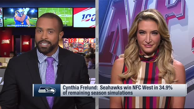 Cynthia Frelund: The X-factor for Seahawks in NFC West race vs. 49ers