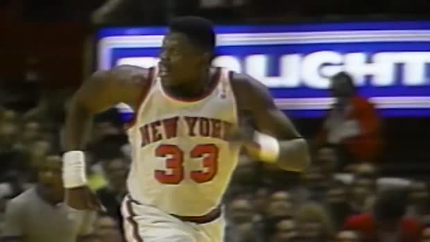 Inside Stuff: A New York Minute with Patrick Ewing