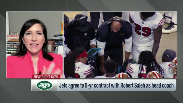 Battista: Jets are getting a 'leader of men' in Robert Saleh