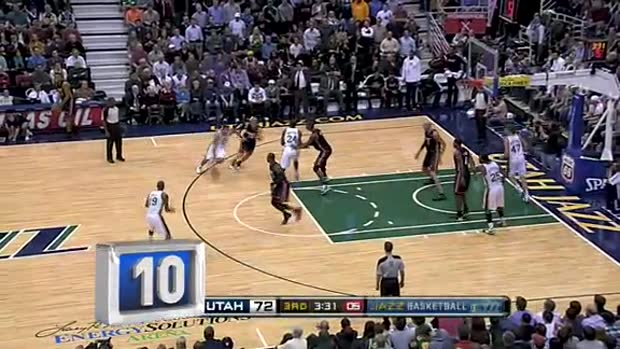Deron Williams Top 10 Career Plays