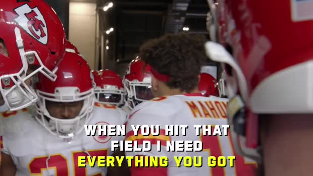 Mic'd Up: Kansas City Chiefs tight end Travis Kelce is AMPED after his wild touchdown run | Week 14