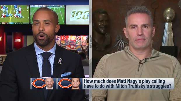 Kurt Warner: How I'd handle the Chicago Bears' quarterback situation moving forward