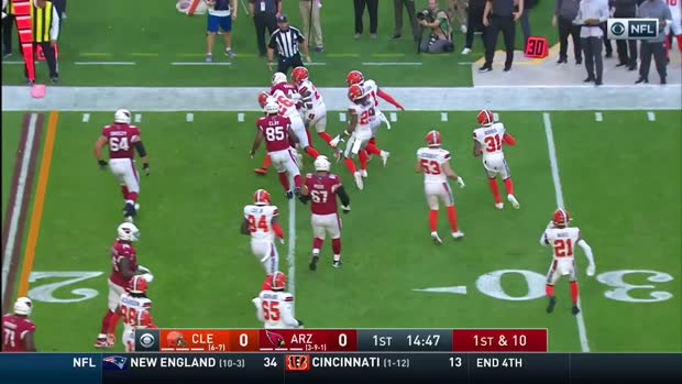 Browns vs. Cardinals highlights | Week 15