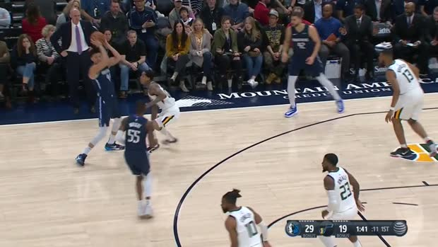 WSC: Maxi Kleber (8 points) Highlights vs. Utah Jazz
