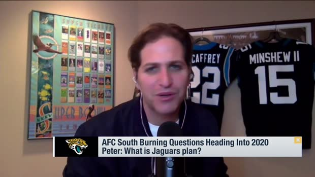 Peter Schrager: What is the Jaguars' plan in 2020?