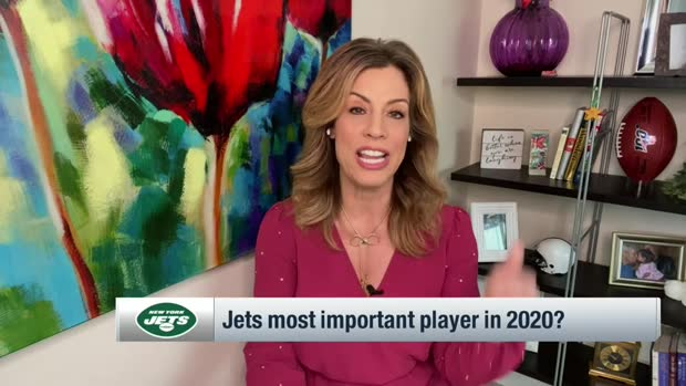 Kim Jones: C.J. Mosley is Jets' most important player for 2020