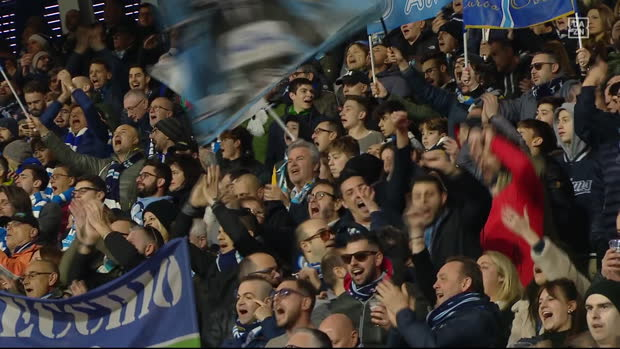 Serie A: SPAL - Juventus | DAZN Highlights