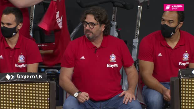 "Bayerns ""Basketball-Choleriker"" verkabelt: Trainer Trinchieri in Action"
