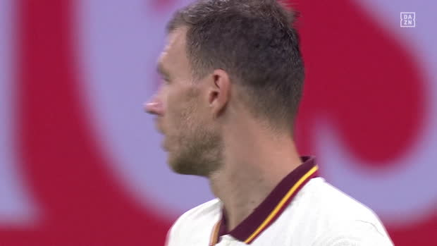Milan - Roma | DAZN Highlights
