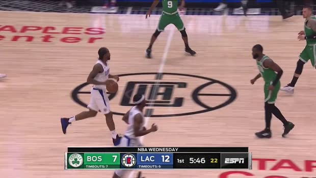 WSC: Daniel Theis (8 points) Highlights vs. LA Clippers