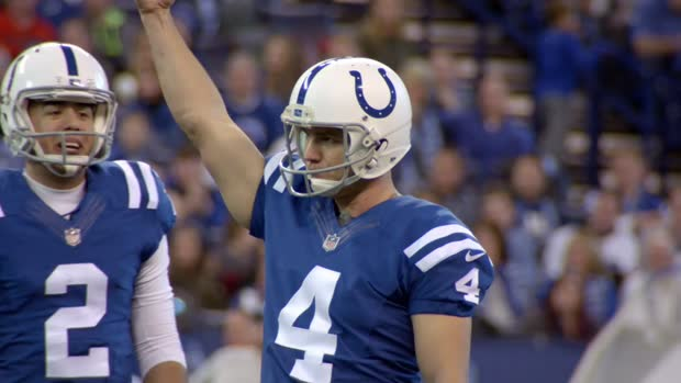 NFL All-Time Team: Adam Vinatieri