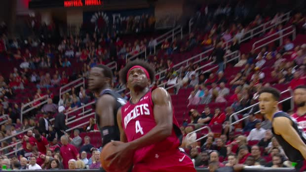 Dunk of the Night: Danuel House Jr.