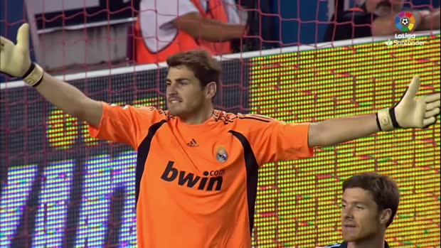 Best of La Liga: Top 25 Paraden von Iker Casillas | DAZN La Liga Archiv