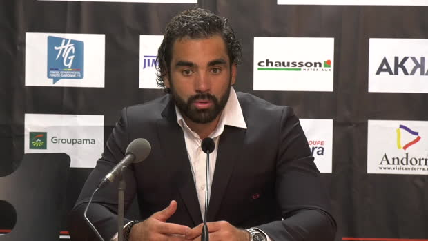Top 14 - 9e j. : Huget : 'On aime bien jouer ensemble'