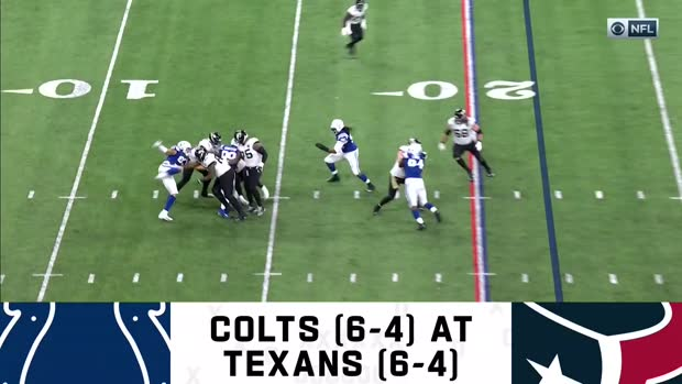 Colts vs. Texans preview | Week 12